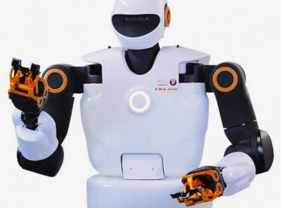 PAL Robotics推出仿人形机器人TALOS,已上岗工作