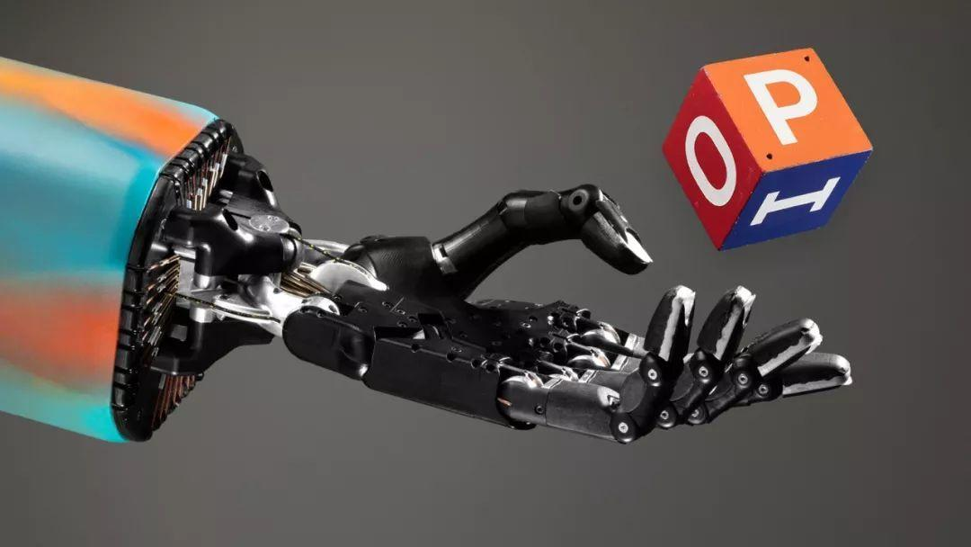 OpenAI 的前沿 AI 系统,让机器人手臂有人类灵活性