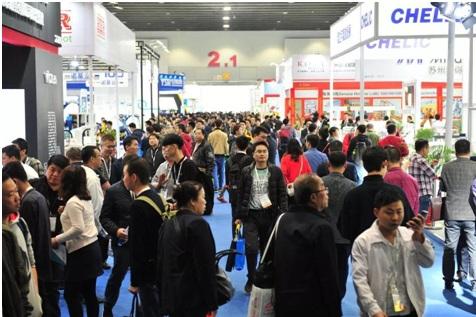 SIAF广州工业自动化展喜迎十周年志庆,观众数目刷新纪录